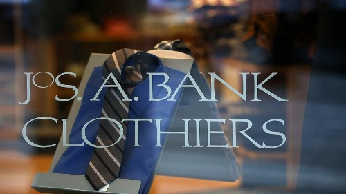 Men's Wearhouse Reaches $1.8 Billion Deal To Acquire Jos. A. Bank