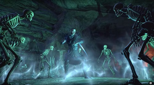 Hands On With The Necromancer in 'Elder Scrolls Online'