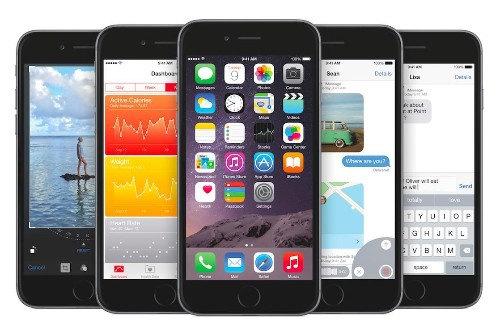 With iOS 8, Some Once-Optional Apps Get Promoted to Home Screen Defaults