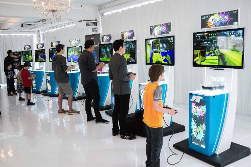 The Best Part Of Nintendo's 'Splatoon' Is Single-Player Adventure Mode
