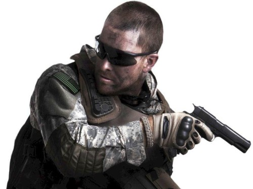 Modern Warfare: Gamers Secretly Called Up For Duty [100 Words Into The Future]