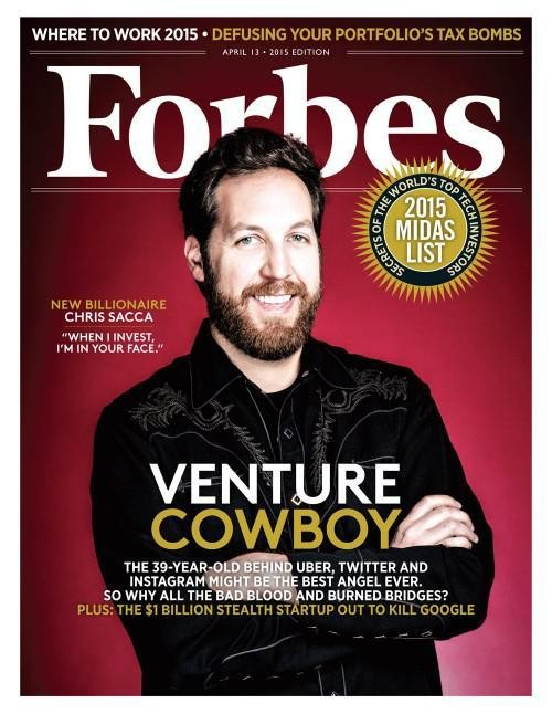 How Super Angel Chris Sacca Made Billions, Burned Bridges And Crafted The Best Seed Portfolio Ever