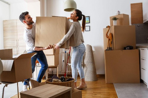 The Top Five Most Popular Destinations For Millennials To Move And Stay