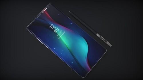 Samsung Suddenly 'Confirms' Radical Galaxy Note 9