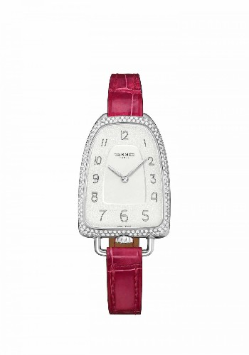 Hermès Partners With Designer Ini Archibong For New Galop d'Hermès Watch Collection