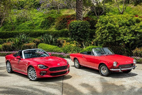 2017 Fiat 124 Spider: The Iconic Roadster Returns