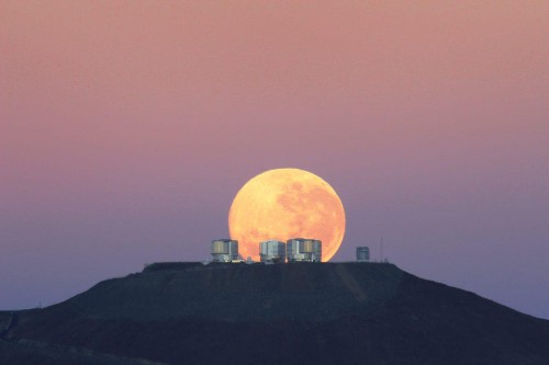 Why Friday's 'Pink Moon' Will Look An Exquisite Orange, Not Pink (If You Know When To Look)
