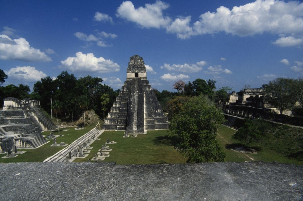 Ancient Maya Used Mineral-Filters To Get Clean Drinking Water