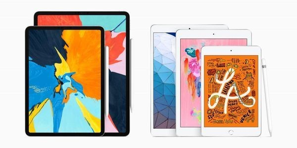 Apple Confirms Striking New iPads Due This Fall
