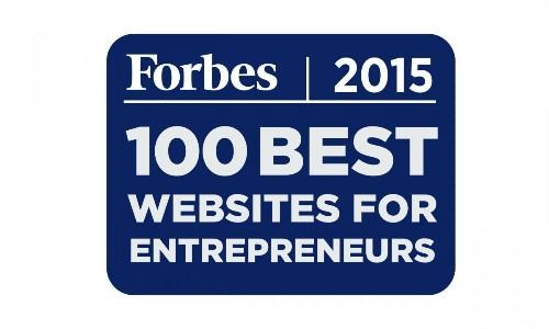 100 Best Websites For Entrepreneurs, 2015