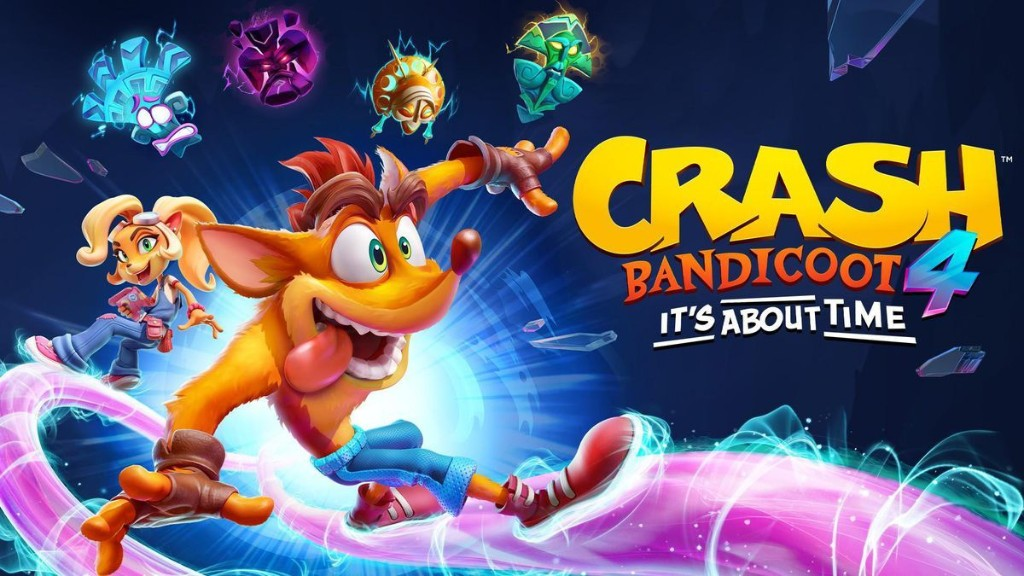 'Call Of Duty' And 'Grand Theft Auto' Composer Confirmed For 'Crash Bandicoot 4' Score