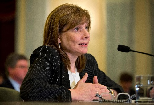 Is GM CEO Mary Barra Being Thrown Under The Bus?