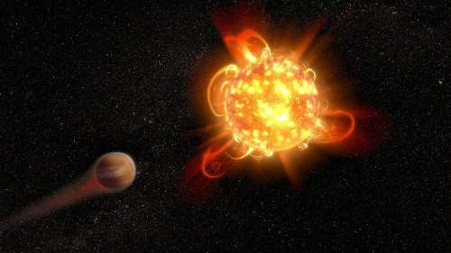 Red Dwarf Stars Will Inherit The Universe