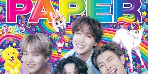 BTS Star In Paper Magazine's 'Break The Internet' Issue For A Cover That Captures Their Phenomenal Impact