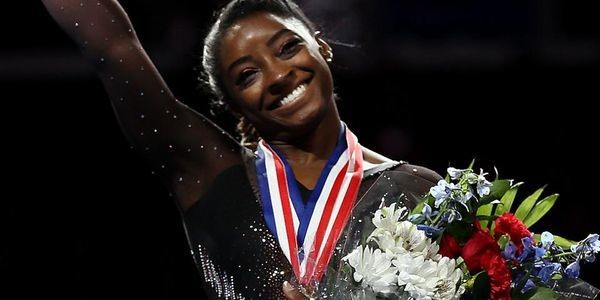 Simone Biles And The Power Of Risk-Taking