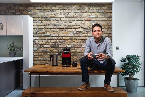 The Tech Entrepreneur Who's Making Our Kitchens Smarter