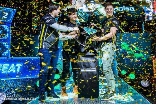 'Rocket League' DreamHack Pro Circuit: Leipzig Sees Dignitas Dominating Once Again