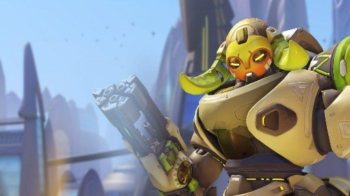 Orisa Is The Best New 'Overwatch' Character So Far