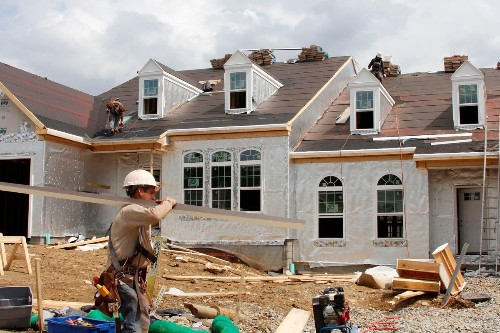 U.S. Homebuilding Hits 13-Year High, Showing Some Recovery In Housing Market