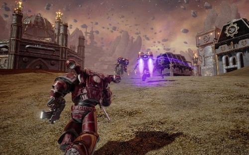 There's A New 'Warhammer 40,000' MMO On Steam Early Access