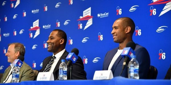 It May Only Be July, But Revitalized Sixers Already Talking Championship