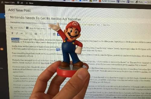 Nintendo Needs To Get Its Amiibo Act Together