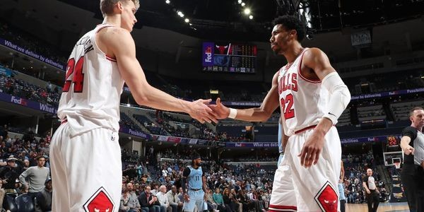 Statistical Win Projections Have Bulls Flirting With Playoffs