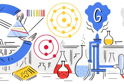 Friday's Google Doodle Honors Physicist Hedwig Kohn