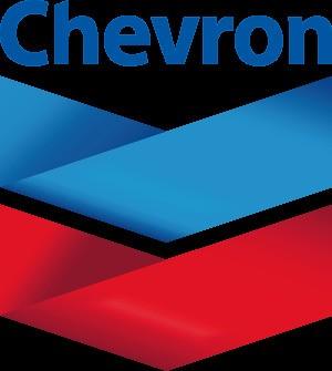 Chevron - Magazine cover