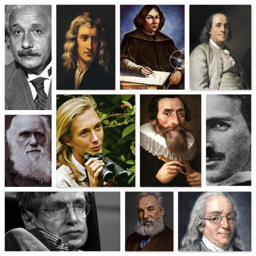 20 Inspirational Quotes From Famous Scientists