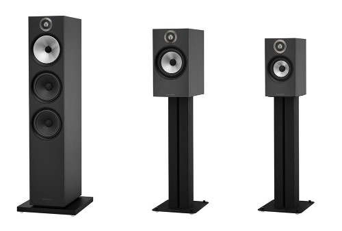 Bowers & Wilkins Attacks The Entry-Level Market With A Range Of Four New Speakers
