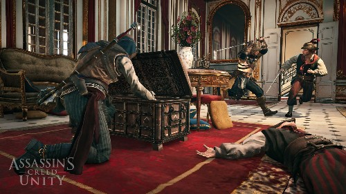 Ubisoft: 'Assassin's Creed: Unity' Can Be Next Gen Without Being 1080p