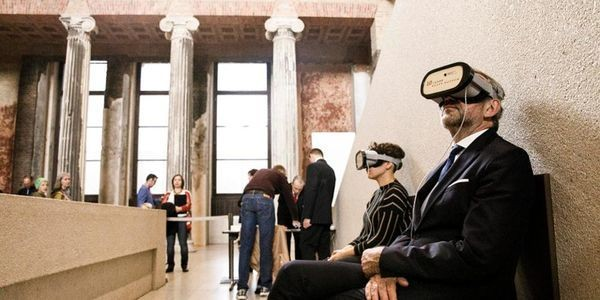 Can Virtual Reality Capture The Experience Of Being In A Museum?