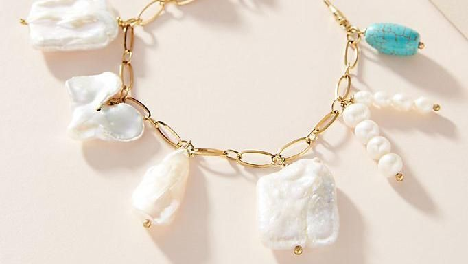 Handmade Jewelry From Paris With Love - Meet The Brand, Timeless Pearly