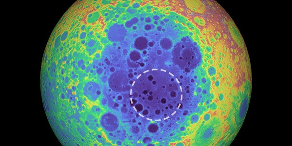 Mysterious Object Under Moon's Largest Crater Found By Scientists