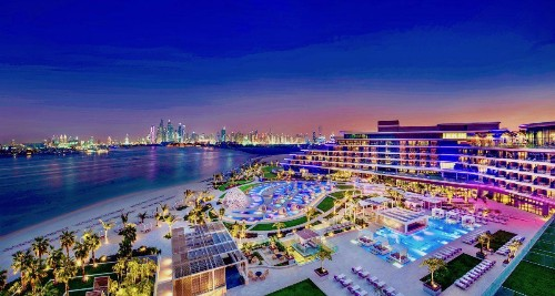 Designs On Dubai: The W Brand Arrives In The Party Capital Of The Middle East