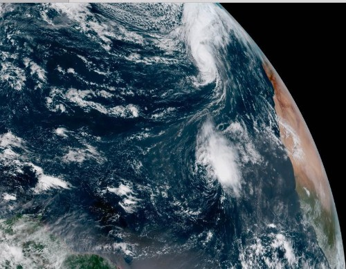 You Are Not Hallucinating - Hurricane Leslie Is Headed Toward Spain And Africa