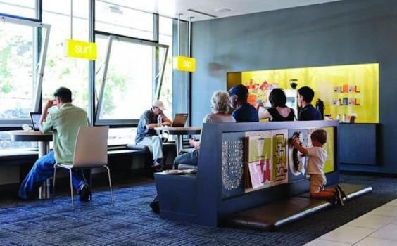 The 'Alone Together' Customer Experience Trend: From Starbucks To Hotel Design To Retail Banking