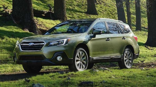 Subaru Listens To Fans, Brings Back Turbo Outback With Class-Topping Safety And New Cool Interior