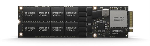 Samsung Unveils Bleeding Edge 8TB Solid State Drive Using Diminutive New Form Factor