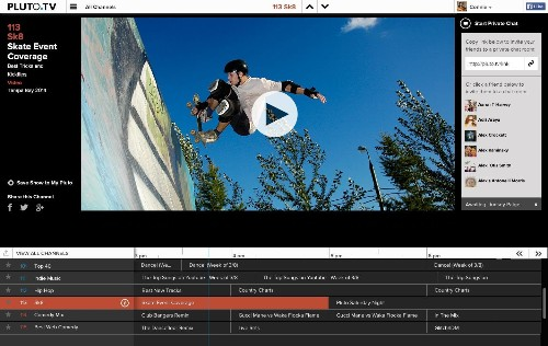 Hey Cord-Cutters: Pluto.TV Launches With 85 Channels Of Free, TV-Style Internet Video
