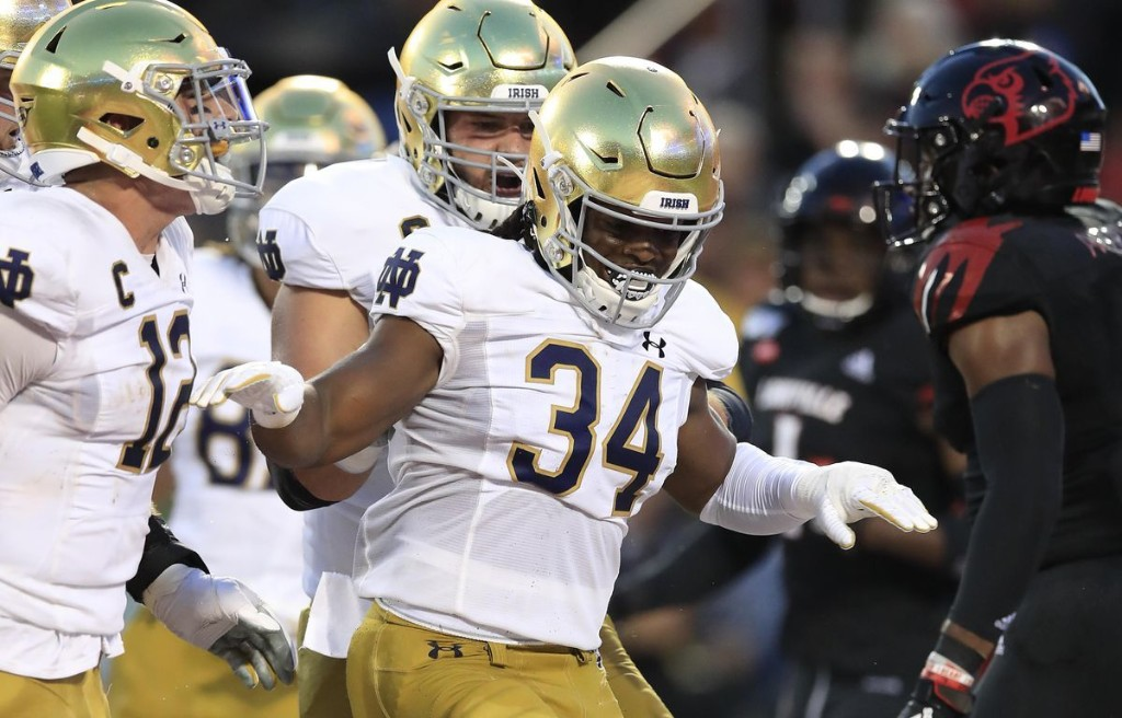Jahmir Smith Displays Courage In Quitting Notre Dame Football Team