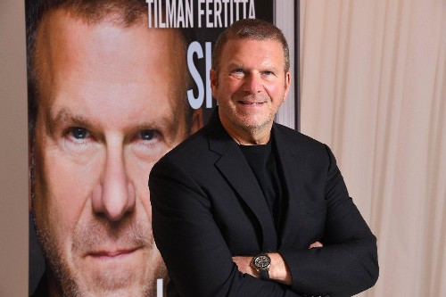 Self-Made Billionaire Tilman Fertitta Authors Amazon's Top Business Book