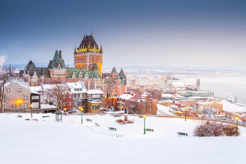 These Festive Canadian Hotels Are A Must-Visit For Christmas Lovers