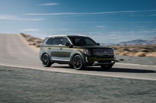 Five Best Luxury SUVs Under $50,000