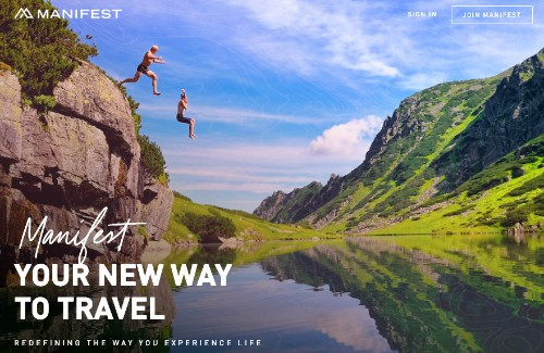 Manifest Escapes Wants To Become A Private Jet Vacation Travel Club