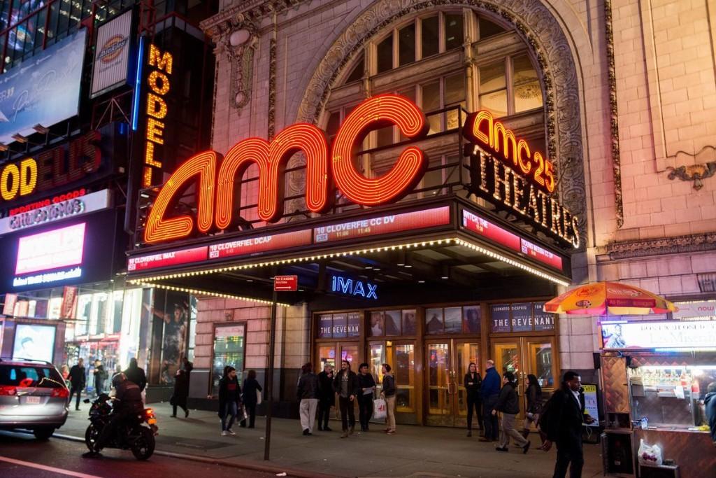 AMC, America's Largest Cinema Chain, Faces Extinction