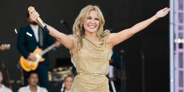 Kylie Minogue Charts Her Seventh No. 1 Album In The U.K.