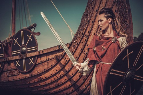 First Female Viking Warrior Proved Through DNA