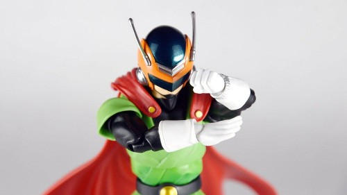 S.H.Figuarts Great Saiyaman Toy Review: When 'Dragon Ball Z' Took A Leaf From 'Kamen Rider'
